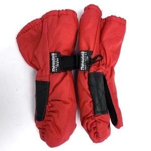 Thinsulate 40 Gram Kids Mittens